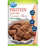 Kay's Naturals Protein Cookie Bites, Cinnamon Almond, Gluten-Free, Low Fat, Diabetes Friendly, All Natural Flavorings, 1.2 Ou