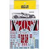 タブデザイン 1/24 TS050 LM 2019/2018 フルスポンサーロゴデカール タミヤ対応 TABU-24085