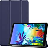 ProCase LG G Pad 5 10.1 FHD Case, Slim Light Smart Cover Trifold Stand Hard Shell Folio Case for 10.1 inch LG G Pad 5 2019 (M