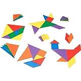 ラーニング リソーシズ(Learning Resources)  知恵の板 タングラム ミニパック LER 3668 正規品