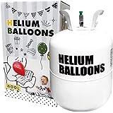 ヘリウムガス 風船 400リットル Wout パーティー クリスマス バルーン 風船用 (ホワイト)