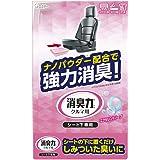エステー クルマの消臭力 シート下専用 消臭芳香剤 車用 エクセレントソープの香り 300g K-63