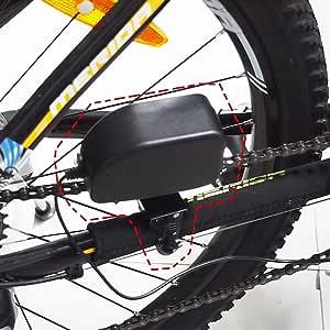 GGG ??自転車ダイナモ チェーン ドライブ 携帯電話充電器バイク発電機 1000 mah