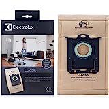 Electrolux EL200DQ Vacuum Bag, 10, Brown