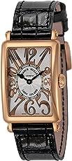 [フランクミュラー]FRANCK MULLER 腕時計 ロングアイランド シルバー文字盤 902QZRELSLV5NEN レディース 【並行輸入品】