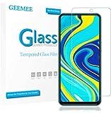 【2枚セット】GEEMEE Xiaomi Redmi Note 9s/Poco X3 NFC フィルム 強化ガラス 液晶…