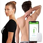 Upright GO® Posture Trainer and Corrector for Back | Strapless, Discrete, Easy to Use | Complete with App and Training...