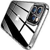 TORRAS iPhone 12 Pro Max 用 ケース 薄型軽量 米軍規格 10倍黄変防止 耐衝撃構造 SGS認証 ワイヤレス充電対応 画面レンズ保護 6.7インチ アイフォン12 Pro Max用カバー ス タイルクリア Diamond Se
