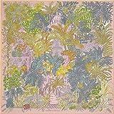 エルメス スカーフ カレ エルメス カレ90 シルクスカーフ Jardin à Sintra H003118S 08 [並行輸入品]
