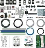【ムダなく練習】第一種電気工事士技能試験練習用材料 「全10問分の器具・電線セット」 (2020年度版)