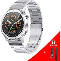LEMFO Smartwatch, 2020 Updated Version Smart Watch with 360 x 360 Resolution HD Full Touch…