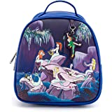 Loungefly x Disney Peter Pan Mermaids Faux Leather Mini Backpack