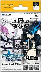 ブラック★ロックシューター THE GAME Memory Stick PRO Duo 4GB for PSP