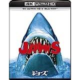 ジョーズ 4K Ultra HD+ブルーレイ[4K ULTRA HD + Blu-ray]