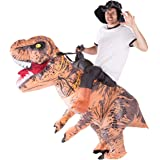 Bodysocks Inflatable Deluxe Dinosaur Riding Costume (Adult)