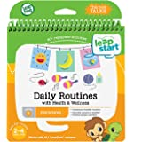 LeapFrog LeapStart Preschool Book, Daily Routines and Health & Wellness