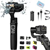 Hohem iSteady Pro 2 3-Axis Handheld Gimbal Stabilizer for Action Camera OSMO Action,GoPro Hero 7/6/5/4/3,Sony RX0,YI,SJCAM/Si