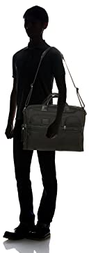 Compact Large Screen Laptop Brief 26114: Black