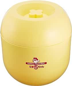 アーネスト スチーマー 保温 温泉たまご器 たま5ちゃん 日本製 A-16021