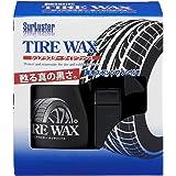 シュアラスター(SurLuster) タイヤケア タイヤワックス ゴムに優しい水性 自然な黒味 UVカット 専用スポンジつき 200ml S-67