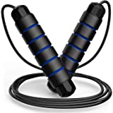 Gogoing Skipping Rope - Fitness Jump Rope, Rapid Speed Skipping Rope with Ball Bearings, for Women, Men, and Kids, Adjustable