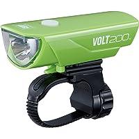 キャットアイ(CAT EYE) LEDヘッドライト VOLT200 HL-EL151RC USB充電式 自転車