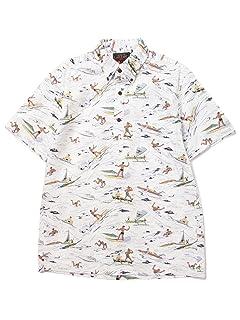 Dale Hope Hawaiian Shirt 11-01-0508-304: White