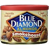 ブルーダイヤモンド スモークハウス 170g (現地サイズでお得) Blue Diamond almonds