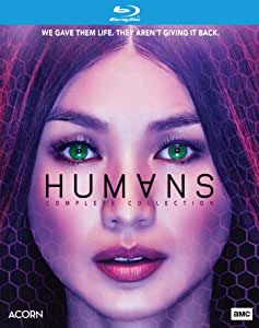 Humans: Complete Collection [Blu-ray]
