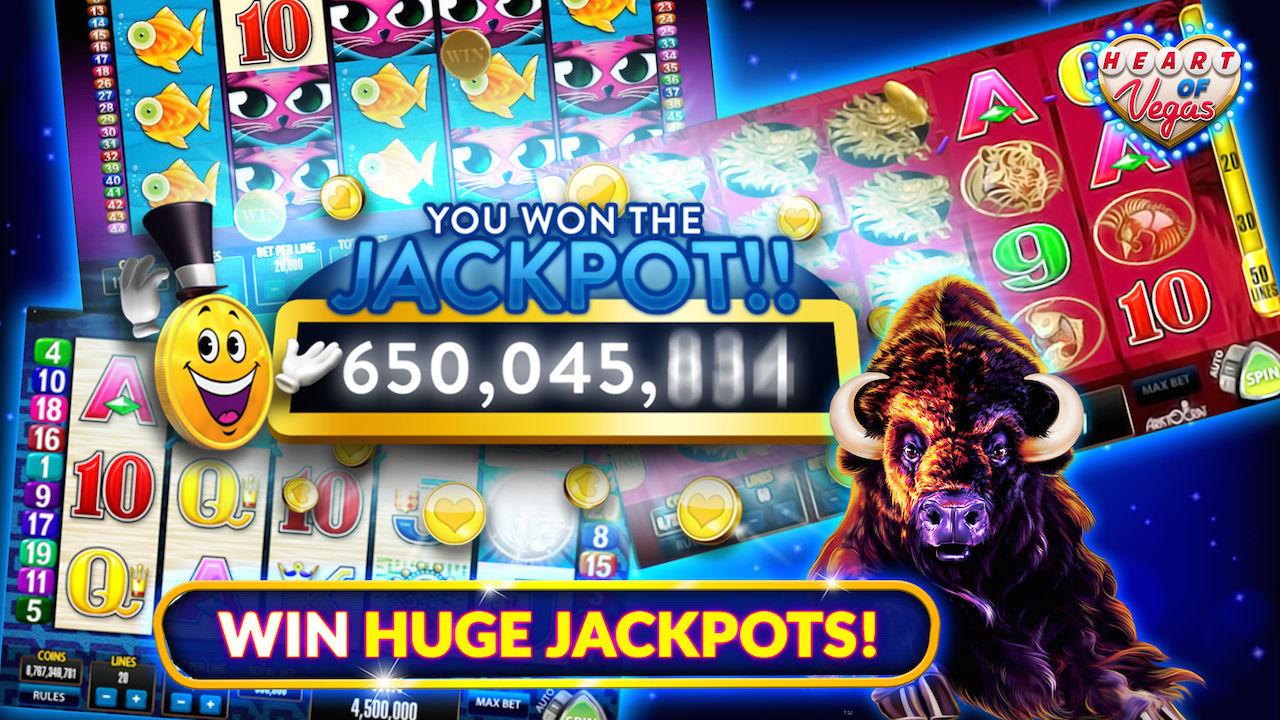 slots machine casino games free