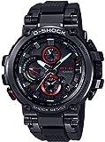 [カシオ]CASIO 腕時計 G-SHOCK ジーショック MT-G Bluetooth 搭載 電波ソーラー MTG-B1000B-1A ブラックxレッド メンズ [並行輸入品]