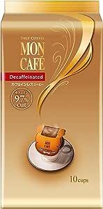 モンカフェ カフェインレス コーヒー 10杯分
