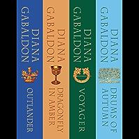 The Outlander Series Bundle: Books 1, 2, 3, and 4: Outlander…