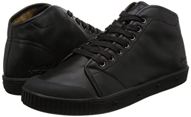B2 Classic Leather B2N-V5: Black