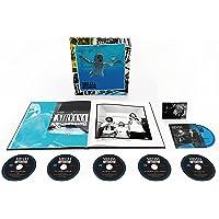 ネヴァーマインド - 30周年記念スーパー・デラックス・エディション (限定盤)(SHM-CD)(5枚組)(Blu-Ra…