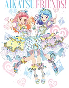 アイカツフレンズ! Blu-ray BOX 4