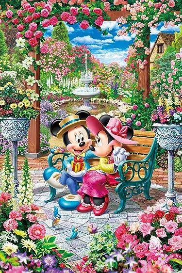 ディズニー  iPhone/Androidスマホ壁紙(640×960)-6 - 恋咲くロイヤルガーデン