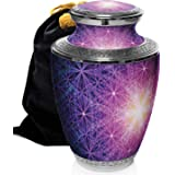 Prime Preferred Choice Seed of Life Cremation Urns for Human Ashes Adult, Urns for Ashes, Cremation Urns for Adult Ashes 200