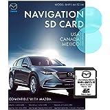 2020 Genuine Mazda SD Card Navigation Update BHP166EZ1M | Mazda 3 6 CX-3 CX-5 CX-9