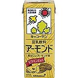 キッコーマン 豆乳飲料 アーモンド 200ml ×18本