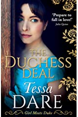 The Duchess Deal: A stunning Regency romance from the New York Times bestselling author. Perfect for fans of Bridgerton (Girl meets Duke, Book 1) Kindle Edition