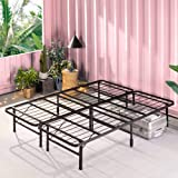 Zinus Smartbase Queen Bed Frame Premium Metal Steel - Folding Bed Base