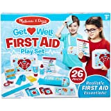 Melissa & Doug Get Well First Aid Kit Play Set (25 Toypiece)