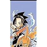 シャーマンキング iPhoneSE/5s/5c/5(640×1136)壁紙 麻倉 葉(あさくら よう),阿弥陀丸(あみだまる)