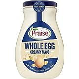 Praise Whole Egg Mayonnaise Jar, 670 g