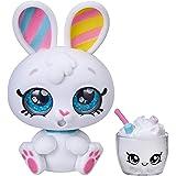 "Kindi Kids Show N Tell Pets - Marlo The Bunny - 4"" Pet and Shopkin Accessory - 2pc"