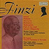 Finzi: Orchestral Music