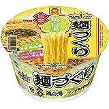 マルちゃん 麺づくり 旨辛 鶏白湯 96g ×12個