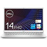 【MS Office Home&Business 2019搭載】Dell ノートパソコン Inspiron 14 5402 シルバー Win10/14FHD/Core i5-1135G7/8GB/256GB/Webカメラ/無線LAN NI554A-A