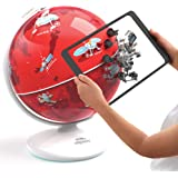 Shifu Orboot Planet Mars (App Based): Interactive, Educational, AR Globe for Boys & Girls - STEM Toy Kids Ages 7 - 10 Years